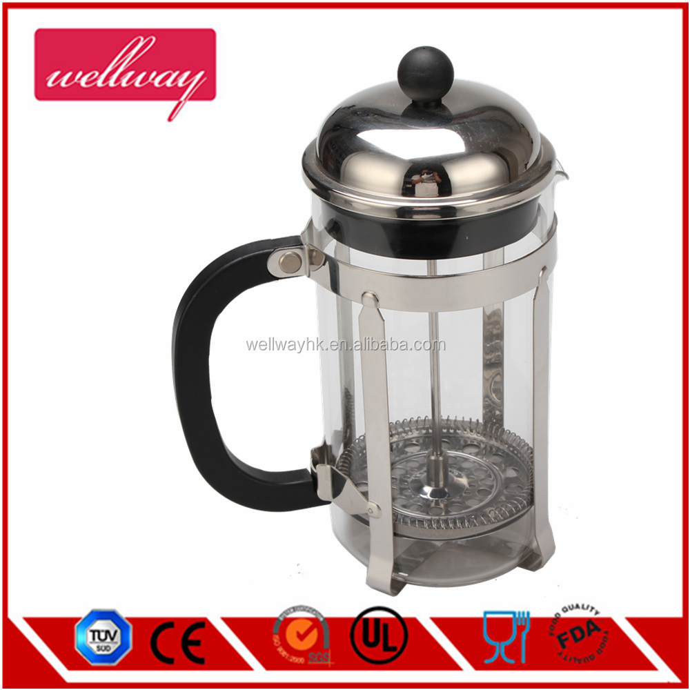 Christmas Promotion Tableware Gift Wholesale 800ML French Press Coffee Maker Set