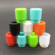 electronic cigarette ecig disposible 810 silicone drip tip mouthpiece for tfv8 tfv12 testing sub ohm tank atomizer 810 driptips
