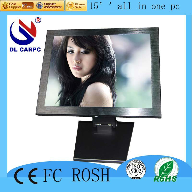 "Hot Sale!!!15""Touch pc pos All In One PC"