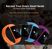 Wholesale Heart Rate Monitor Smart Band Watch Fitness Tracker Smart Bracelet Blutooth Wristband
