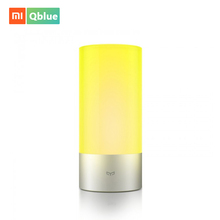 Original Xiaomi Yeelight Smart lamp Remote Indoor Bed Bedside Lamp 16 Million RGB Lights Touch Control Bluetooth For Phone