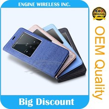 New products flip leather mobile phone protector for Motorola Moto G3 case