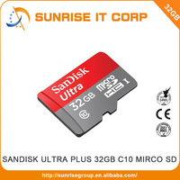 High speed sandisk memory sd card 32gb for camera