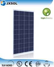 factory direct sale paneles solares poly 100wp pv module with TUV CE certificates