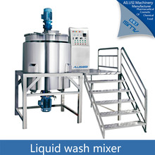 SUS316 Milling Additional Capabilities/Cosmetic Product Type viscous liquid chemical mixers