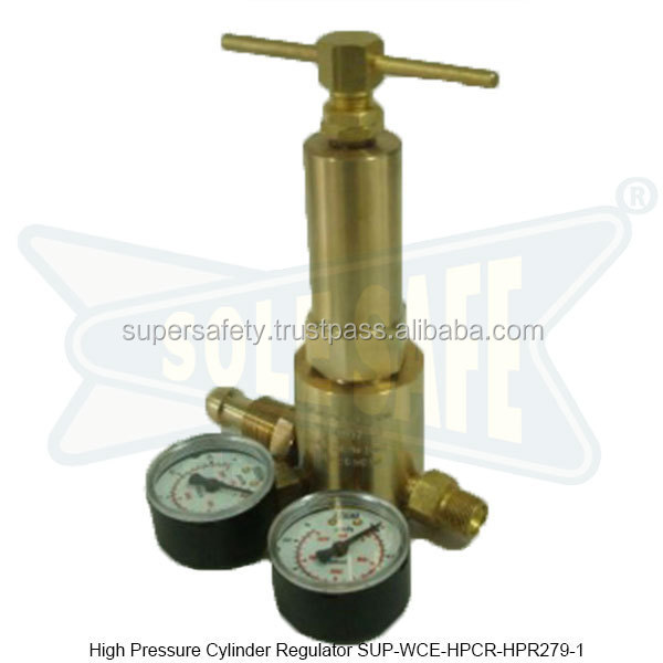 High Pressure Cylinder Regulator ( SUP-WCE-HPCR-HPR279-1 )