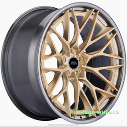 New Design Car 18*8j 114.3 Aluminum HR Replica Alloy Wheel rims