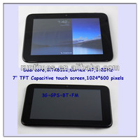 mtk8312 dual core 3g phone calling tablets 7 inch