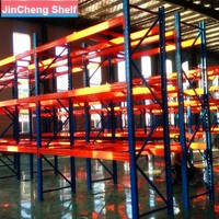 premium heavy duty metal storage rack for warehouse storage rack