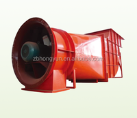 High Quality HTF Single Gear Smoke Extraction Axial Fan
