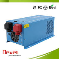 6kw solar inverters with pure sine wave for solar energy system