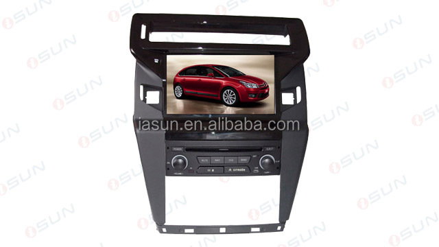 "Android 4.4 Quad Core for 8"" Citroen New C4 2012 Car dvd Player with Can-bus GPS+BT+Radio+DVD+3G 4G"