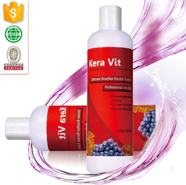 Best selling hair treatment products gold keratin hair protein treatment