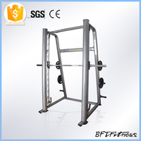 Extreme Sports Equipment Smith Machine Rack for Full Body Mass Building Workout