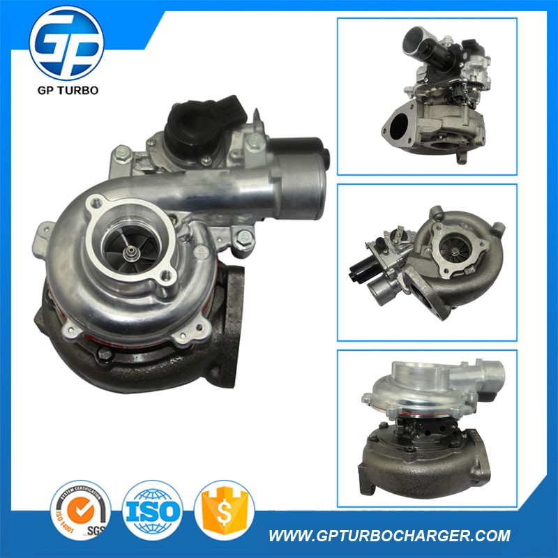 Turbochargers Type Electronic Turbocharger