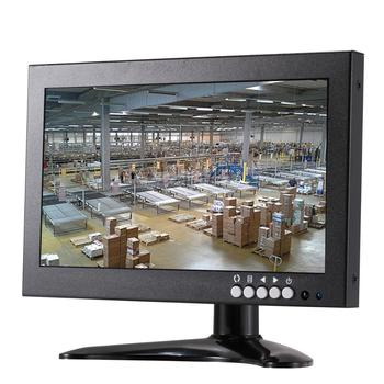 8 inch portable cctv test monitor with av bnc hdmi usb inputs
