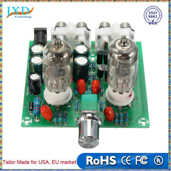 6J1 Valve Pre-amp Tube PreAmplifier Board On Musical Fidelity X10-D Circuit New Electric Unit PreAmplifier Boards