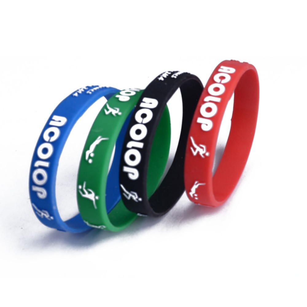 Cheapest nfl silicone wristband Embossed/Printed/Debossed Bracelet