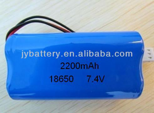 18650 2200mah li-ion battery pack for asus a32-f5