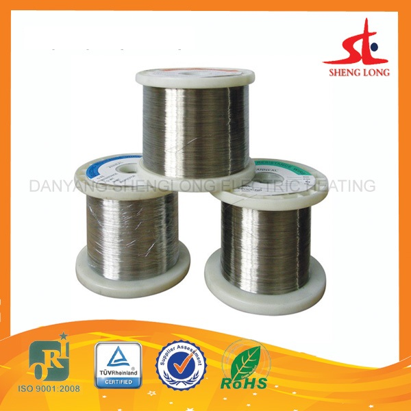 resistance heating alloy wire Ni80cr20 or Ni60Cr15