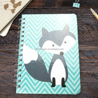 Delicate Spiral Hardcover Notebook With Customer