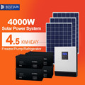 off grid inverter solar power system home 4kw BPS-4000M BESTSUN ,solar panel system home