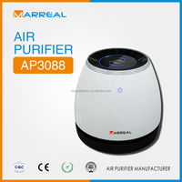 Newest design multifunction filter air ionizer home air purifier air cleaner