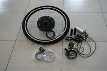 Electric Bicycle Cycle Bike Conversion Kit 24 Inch rear Wheel 48 Volt 500 Watt with tyre