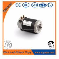 dc electric motor / electric car dc motor
