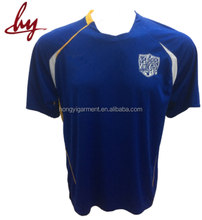 2018 Customized Embroidery Soccer Jersey