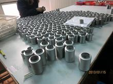 corrugated stainless steel bellows