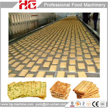 Full automatic HG machine biscuit production process