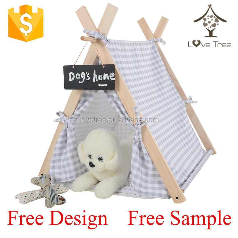 Ninghai Lovetree CE Approved Wholesale Custom Dog Bed Winter Pet Carrier