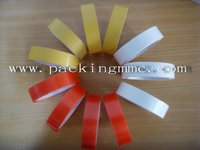 high quality!!! Self adhesive Double sided PET (polyester) tape equals to Tesa 4967, 4965
