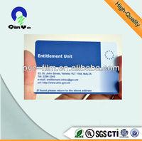 customized pvc inkjet sheet business card blank pvc ID card student ID cards