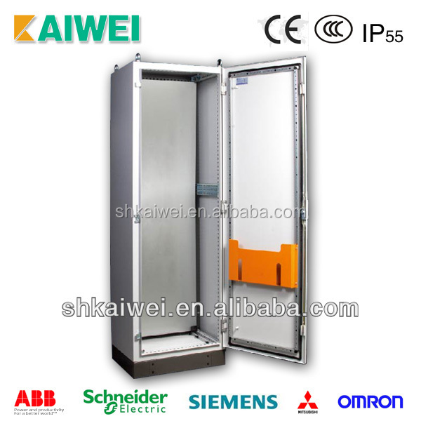 waterproof floor stand control electrical cabinet