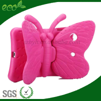 wholesale butterfly Tablet pc case cover for ipad mini