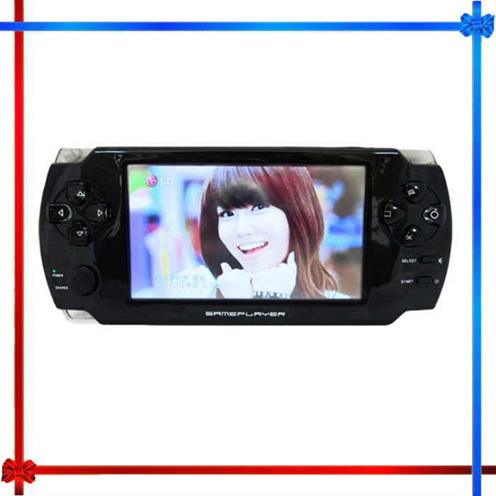 4.3 inch PMP handheld MP5 game player
