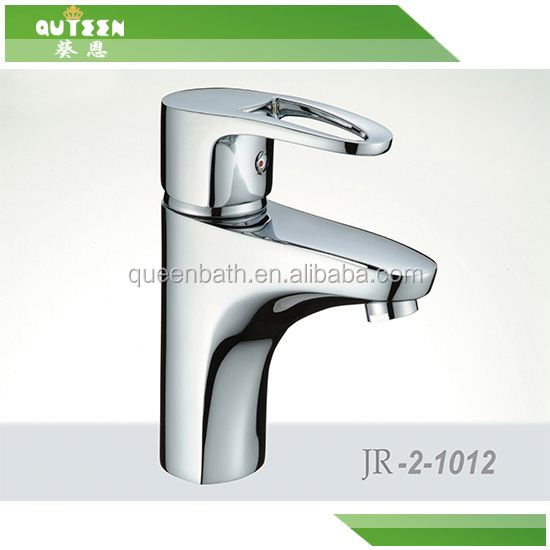 Hot sales hot&cold sink bridge mixer,plastic kitchen faucet with spout QILI