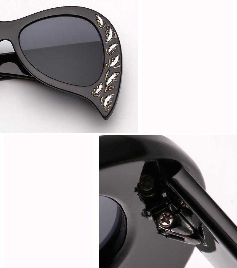 Rimless Cat Eye Sunglasses (19)
