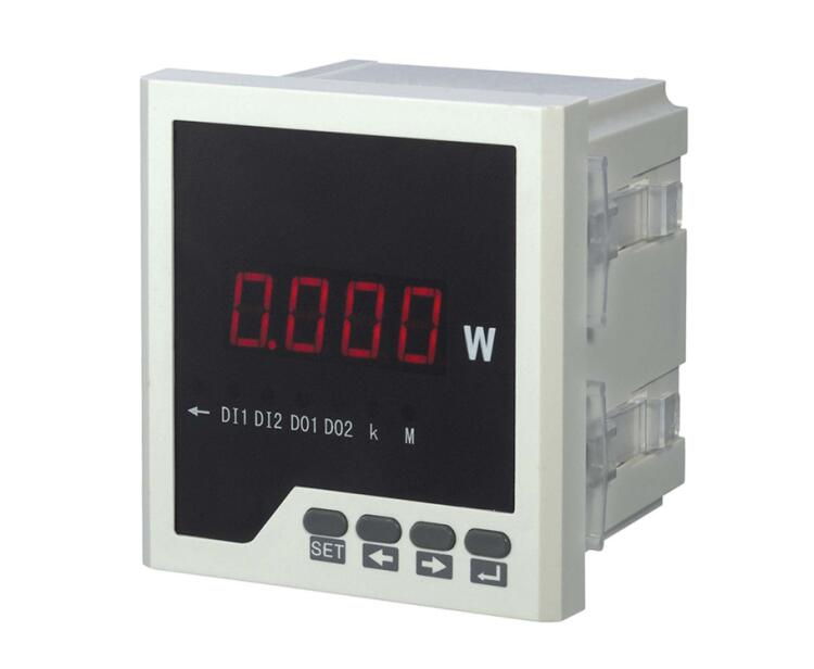 Electric Power Meter Single Phase Digital Power Meter
