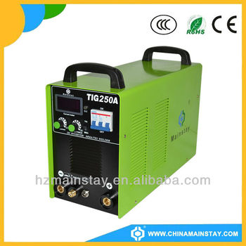 TIG250A Argon Dc Arc Inverter Welder