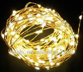 Flexible led copper wire tube string lights