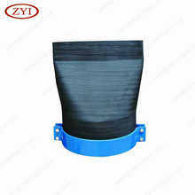 Favorable price rubber Duckbill butterfly check valve
