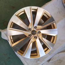 18 20 inch wide spoke quality alloy wheel rim for car SUV from factory LuistoneWheel