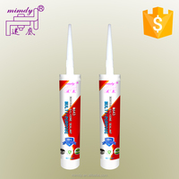 special use for point-supported glass curtain wall caulking sealant, neutral weather-proof Silicone sealant