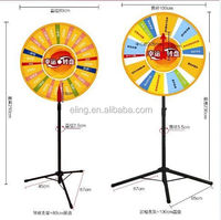 Wheel of Fortune\Lucky Turntable( for lottery\promotion activities)2014 new toys
