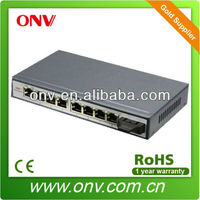 10/100 M Full Duplex PoE Switch, 9 Port camera power over internet
