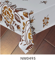 NW0495 Double sides printed disposable table cover
