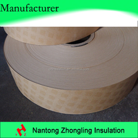 electrical insulation tapes diamond coated paper DDP for transformer